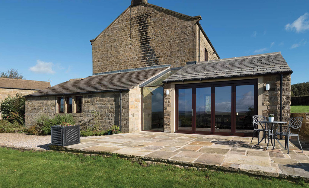 Integrated Doors in Yorkshire Residential Project & Integrated Doors in Yorkshire Residential Project from Centor
