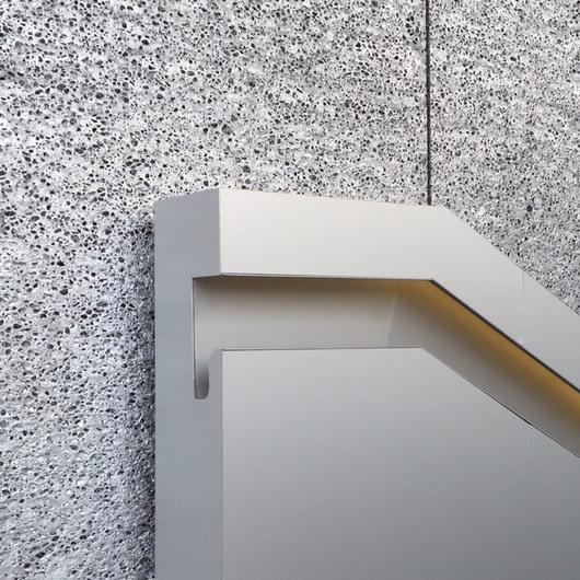 Stabilized Aluminum Foam Medium Cell Panel