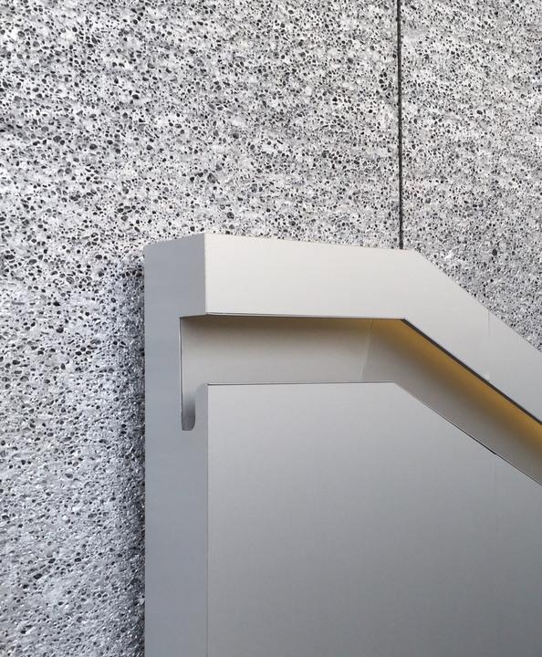 Aluminum Foam Medium Cell Panel From Cymat Technologies Ltd