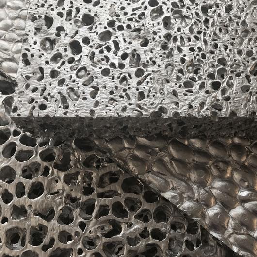 Alusion™ Stabilized Aluminum Foam in Fondazione PRADA