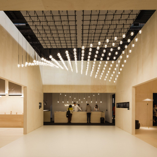 Hanging Lamps - Algorithm / Vibia International