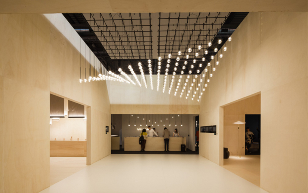 Hanging Lamps - Algorithm from Vibia International