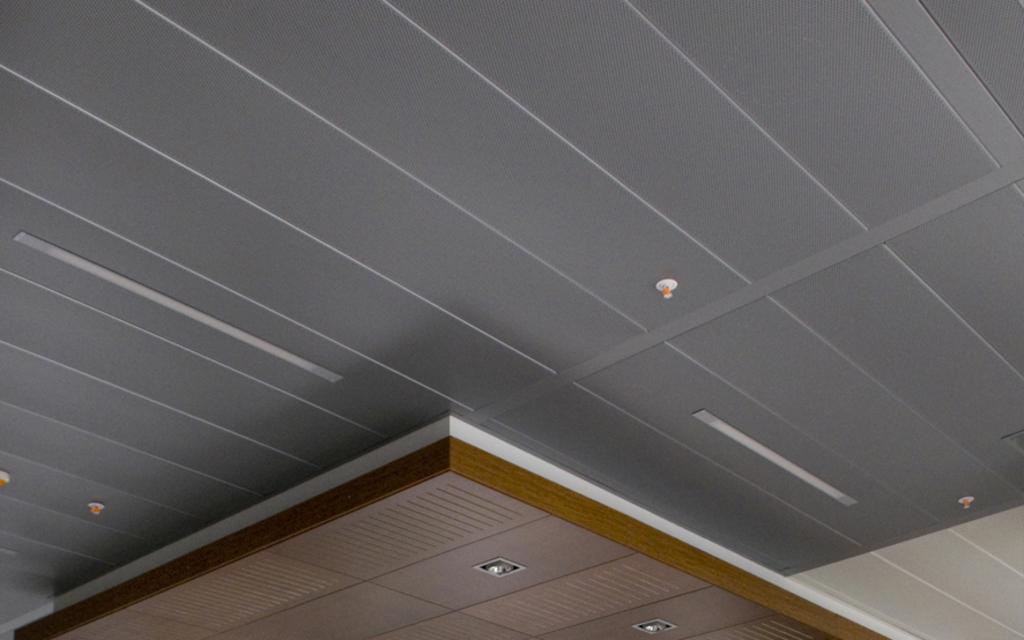 Cielos Metálicos - 300C-375C-450C Grid