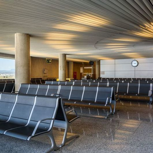 Asientos Passport en el Aeropuerto de Mallorca / Actiu