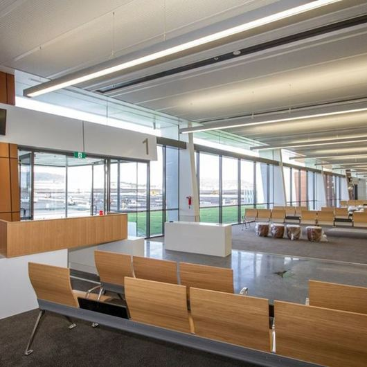 Silla de Espera Transit en Aeropuerto de WellCamp / Actiu
