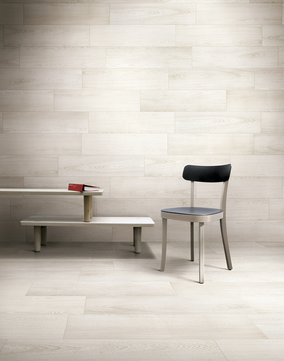 Ceramic Tiles - Deck