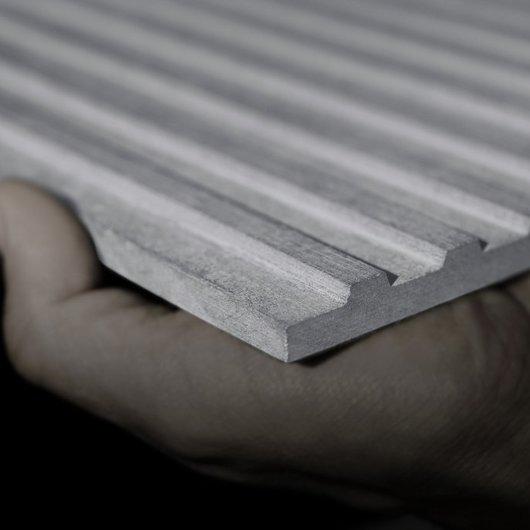 Panel de Fibrocemento para Fachada Linea
