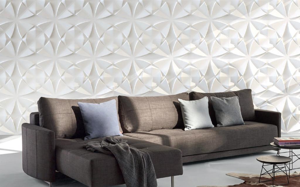Wall Panels - Flowers