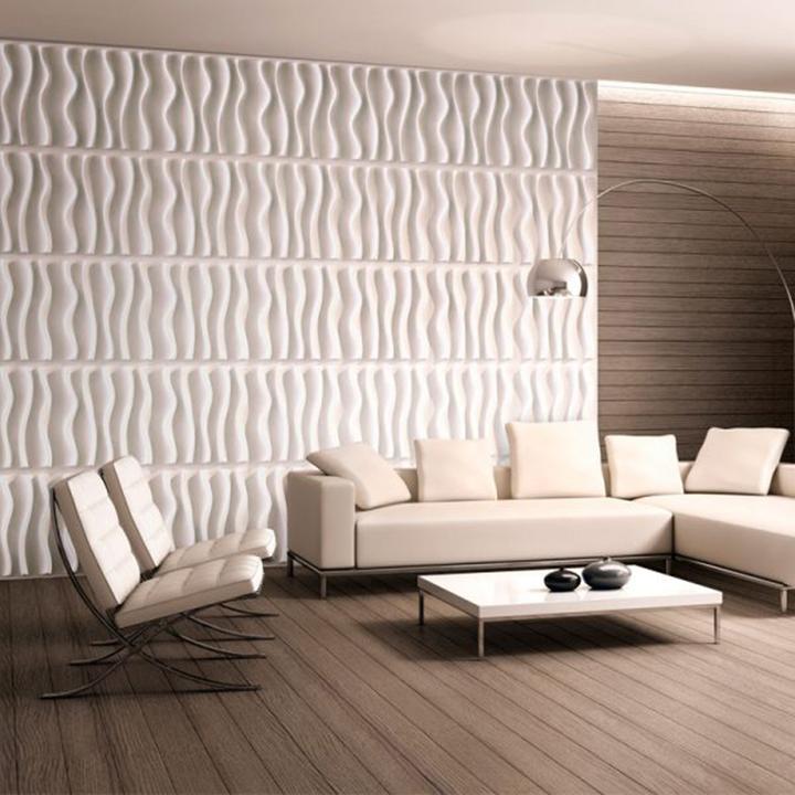 Wall Panels - Waves
