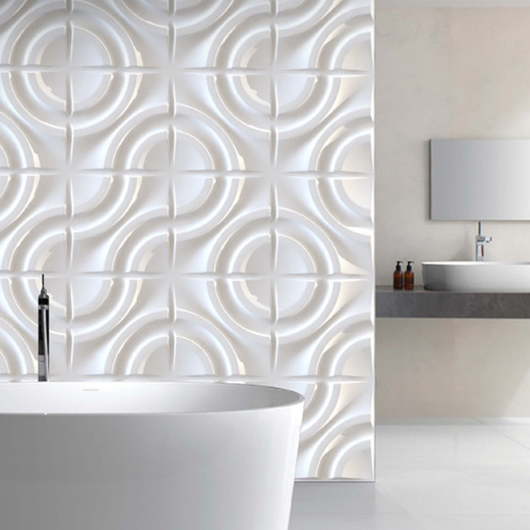 Wall Panels - Circles / Habitarte