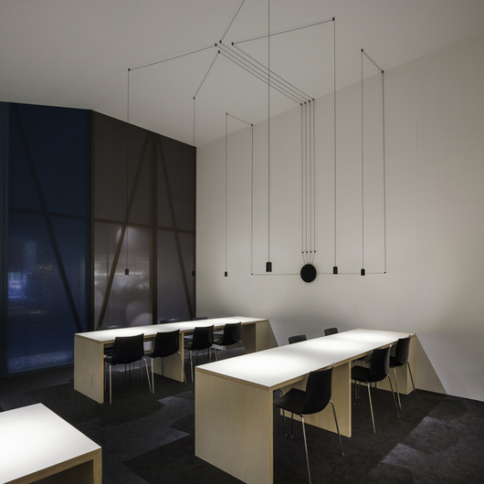 Hanging Lamps - Wireflow Free-Form