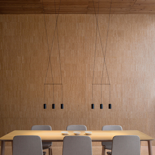 Hanging Lamps - Wireflow Lineal / Vibia International