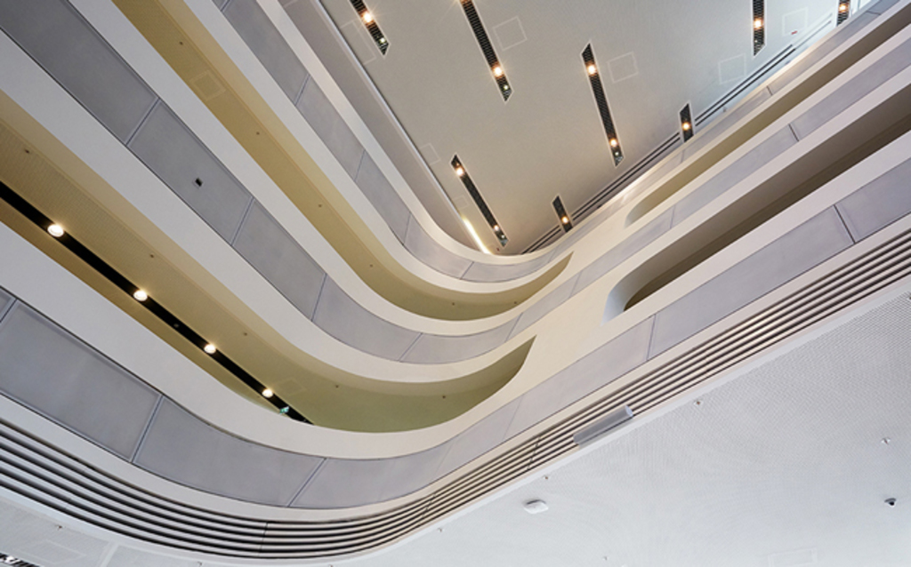 Architectural Mesh - DETENTION 7016
