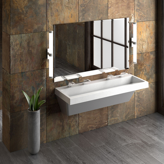 Bradley Verge® with WashBar® at Oxford Lanes / Bradley Corporation  USA