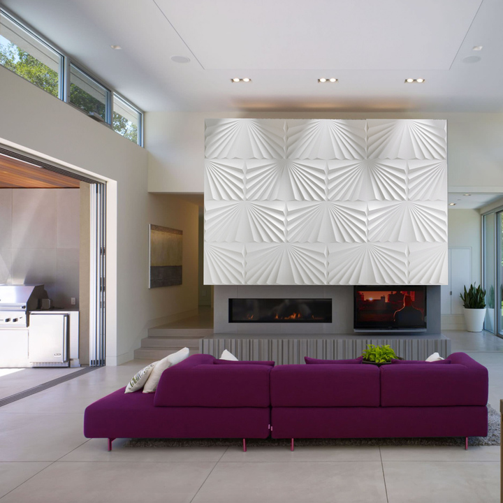 Wall Panels - Conch