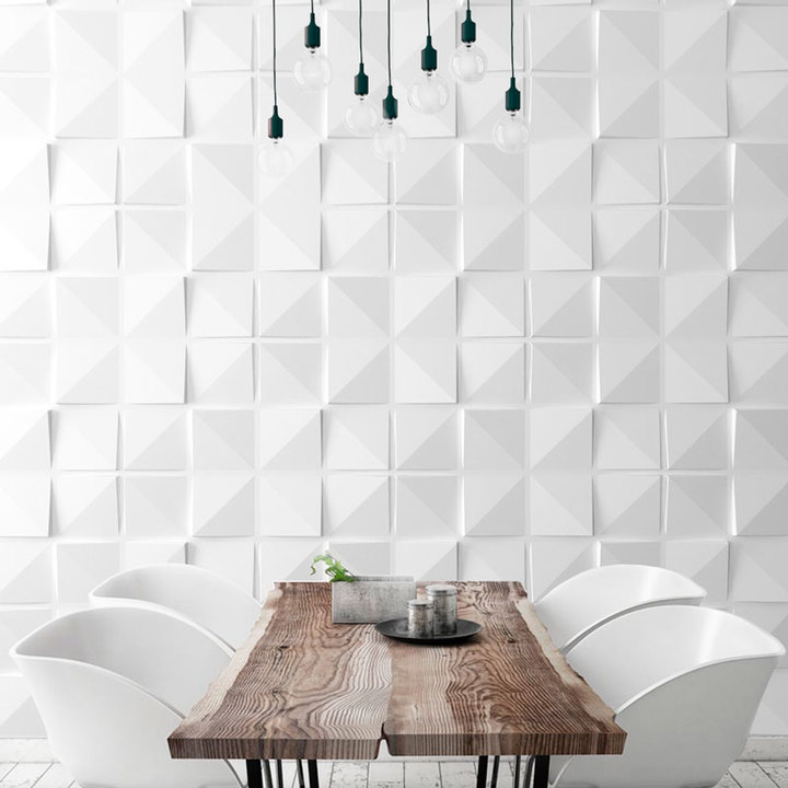 Wall Panels - Squares from Habitarte