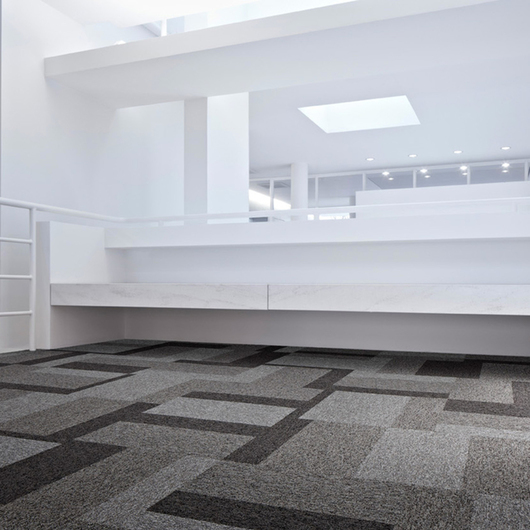 Pisos - Alfombras Stratos Blocks / Hunter Douglas
