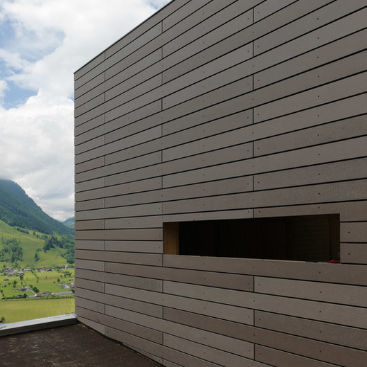 Concrete Facade - öko skin / Rieder Smart Elements