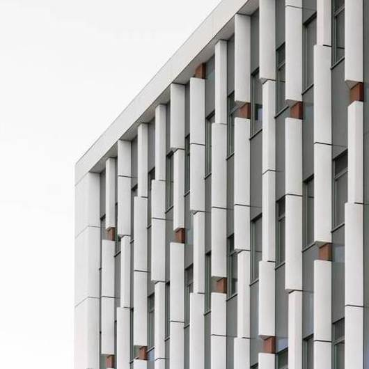 Concrete Facade - formparts / Rieder Smart Elements