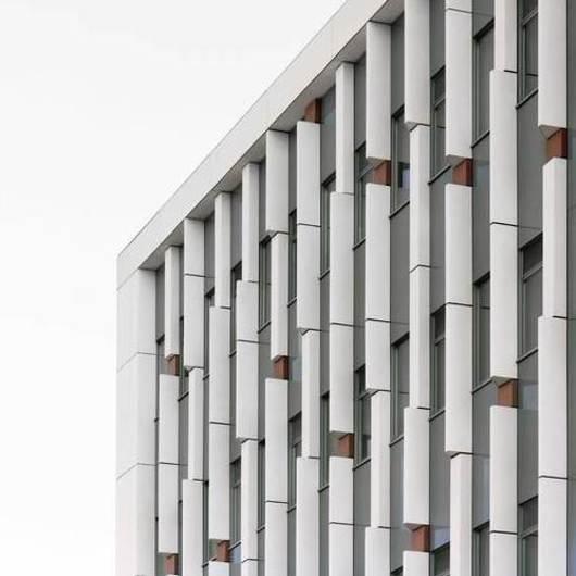 Concrete Facade - formparts