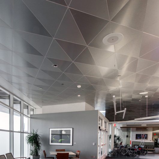 Torsion Spring Metal Ceilings