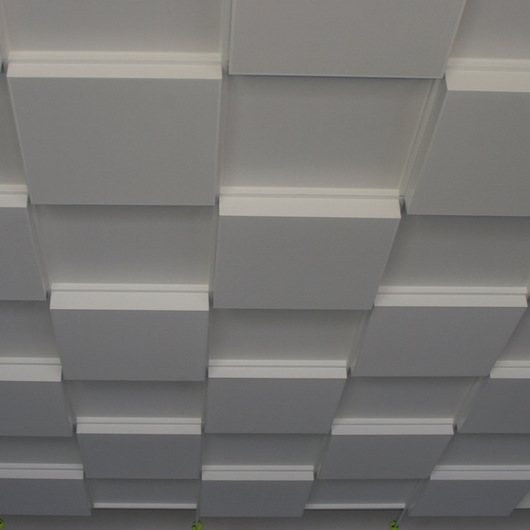 Lay-In Levels Metal Ceilings