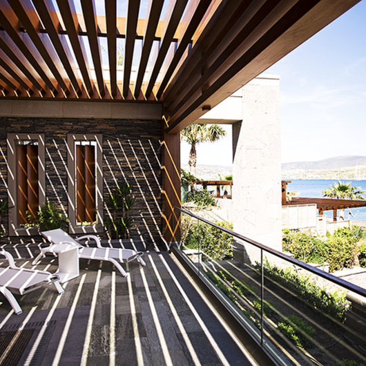 Pergola Systems / Technowood