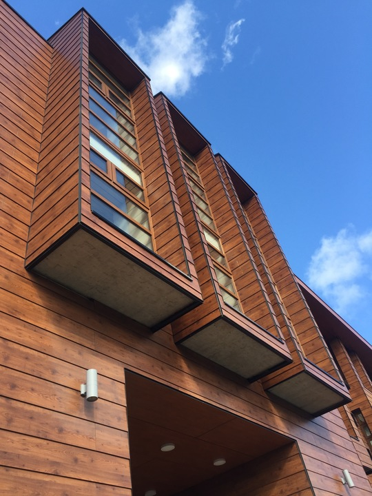 Paneles Decorativos Exteriores - Max Compact Exterior