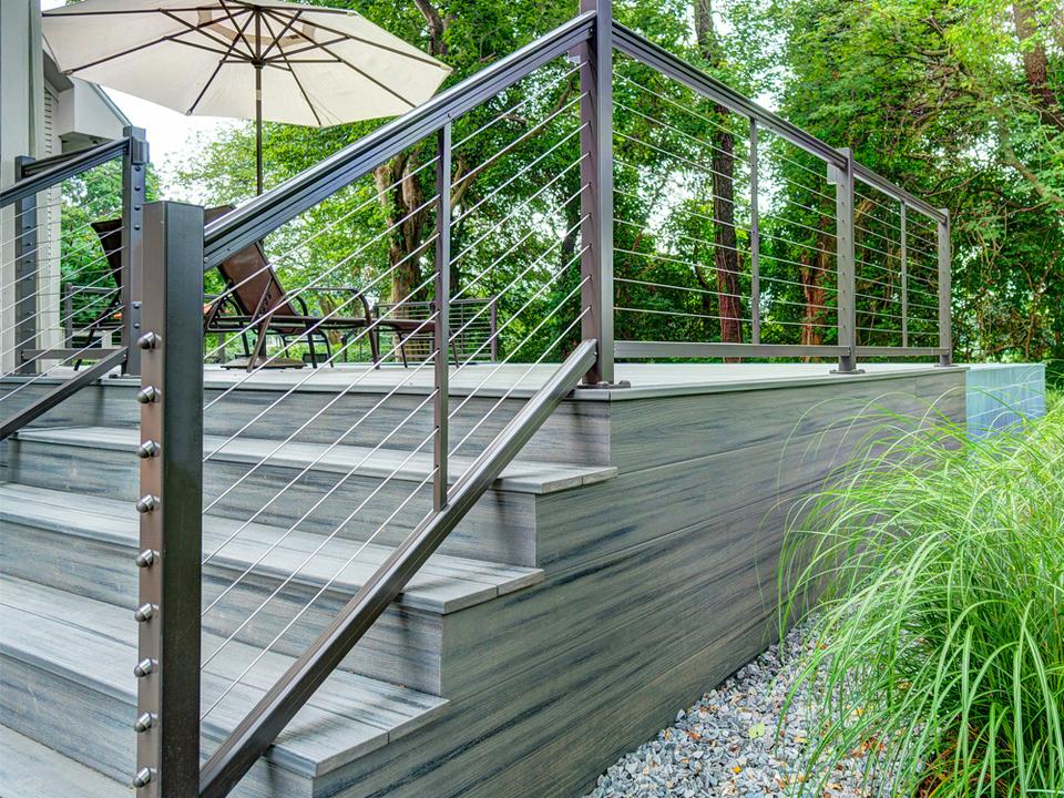 DesignRail® Aluminum Railing Kits