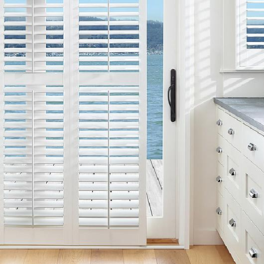 Louvers / Shutters. Palm Beach™ Shutters