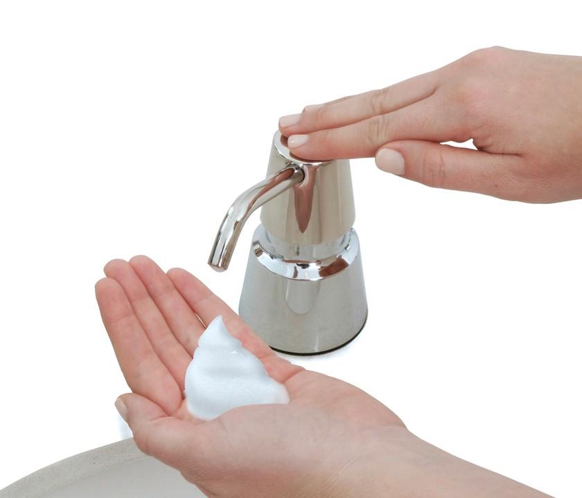 B-823 Manual Soap Dispenser, Foam