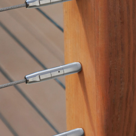 CableRail Solutions for Composite Sleeved Posts