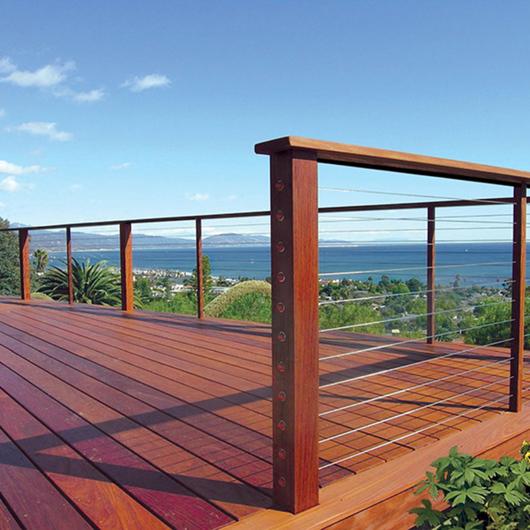 CableRail Kits for Metal or Wood Railings
