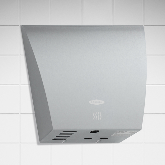 InstaDry? Surface-Mounted Automatic Hand Dryer