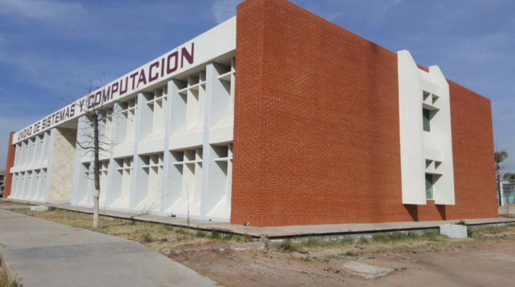 Ladrillo Maya en Instituto Tecnológico de Durango Unidad Norte