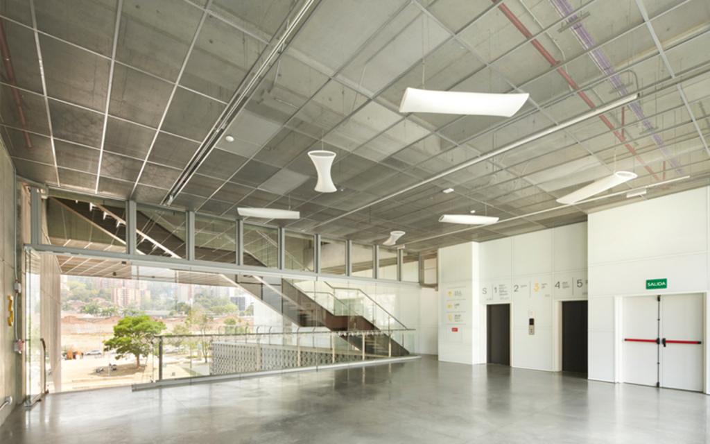 Cielos Metálicos - Tile Lay- In Metalscreen