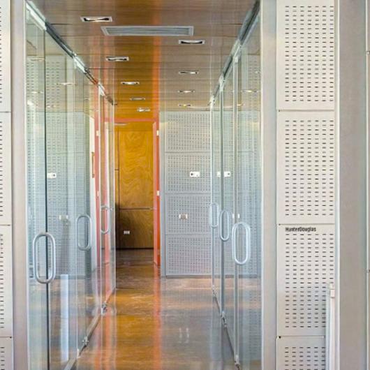 Revestimientos Interiores - Metalwall