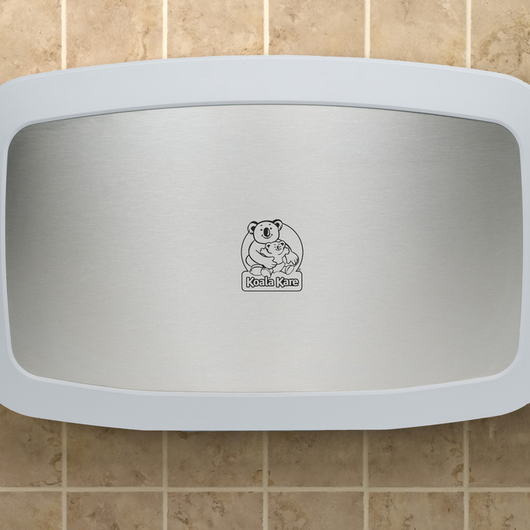 Wall-Mounted Baby Changing Station - Koala Kare