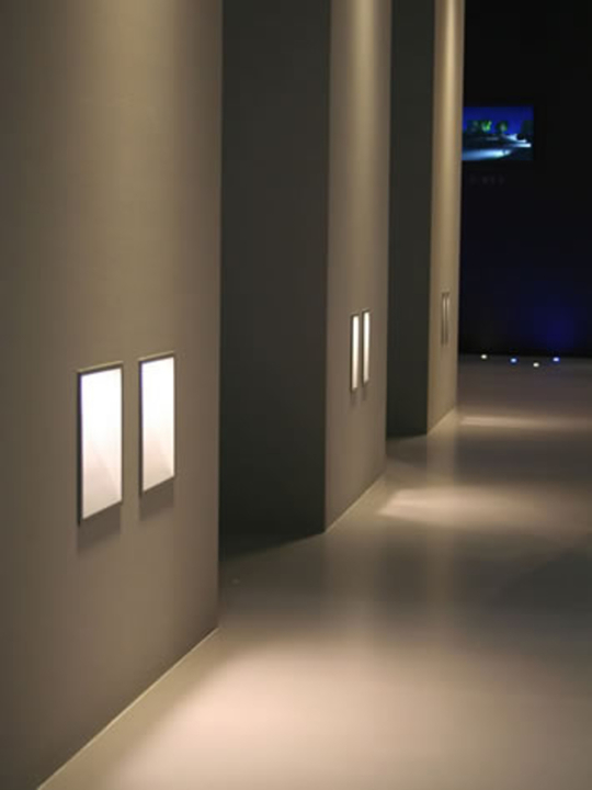 Wall recessed lights from simes wall recessed lights mozeypictures Choice Image