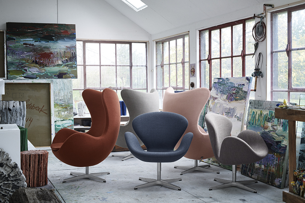 gallery of swan lounge chair 7
