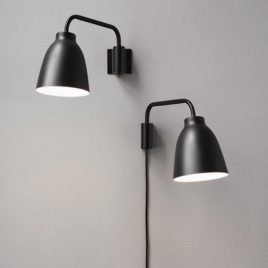 Louis poulsen · caravaggio lamp