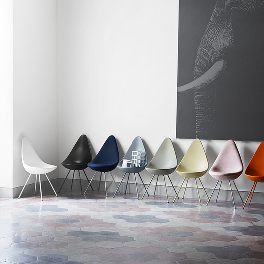 Drop™ Chair / Fritz Hansen