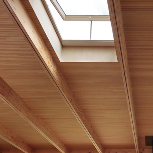 Ventanas para techo lucarnas plataforma arquitectura for Ventana en el techo