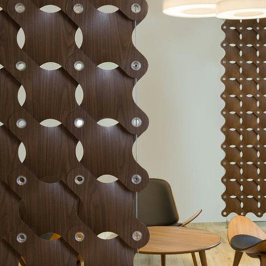 Revestimientos Interiores 3form - Ditto