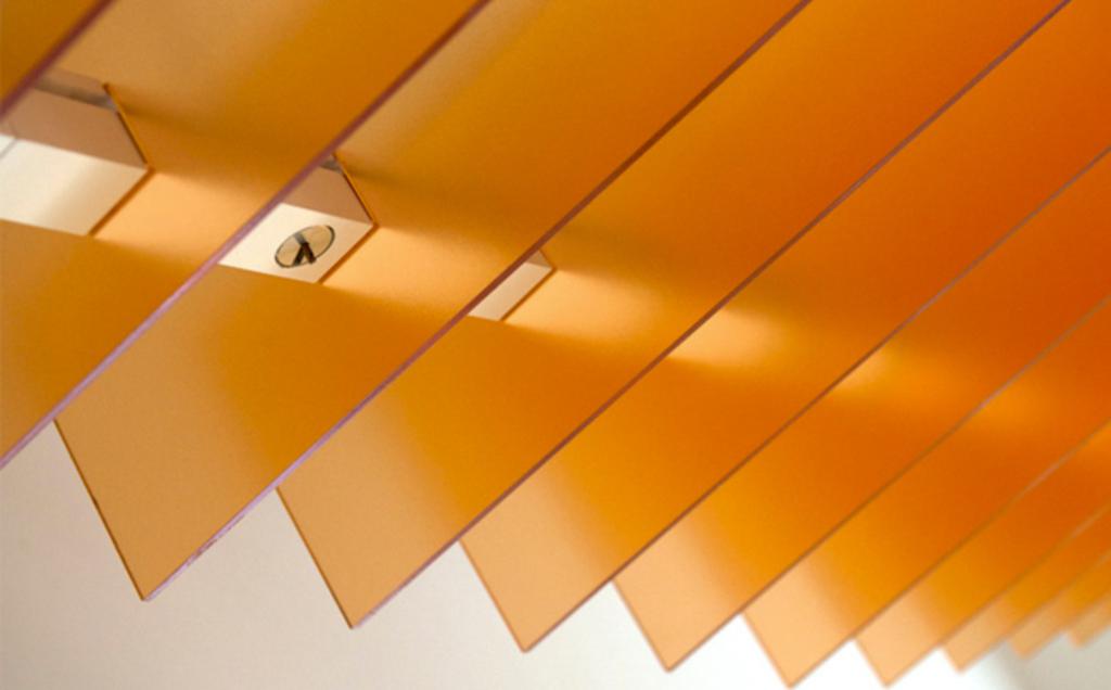 Revestimientos Interiores 3form - Edge