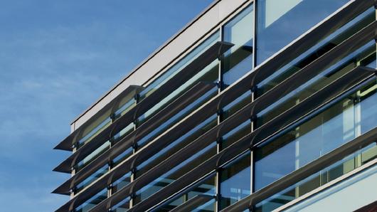 Reynaers Aluminium Solar Shading