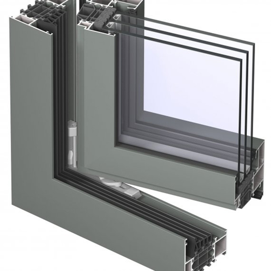 High Insulation Aluminium Windows - Masterline 8