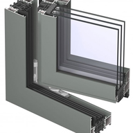 Aluminum Sliding System - LUMEAL from Technal