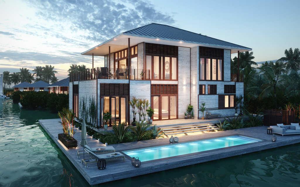 Diseño con Archicad deItz'ana Resort