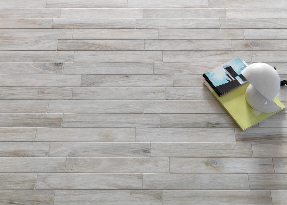 Ceramic Tile - Woodie